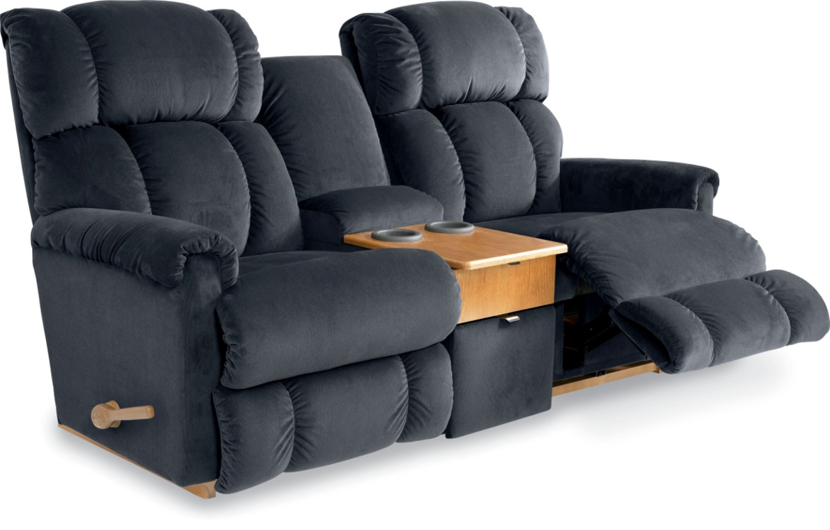 La Z Boy Pinnacle Reclining Sofa Town