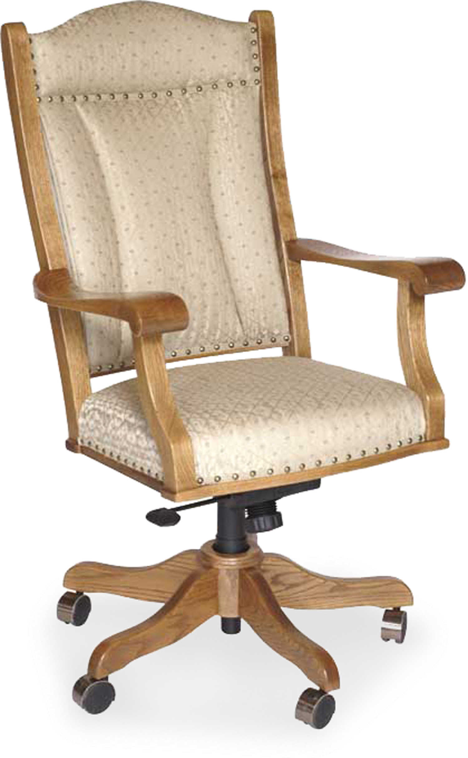 Deluxe Office Arm Chair - Town & Country Furniture