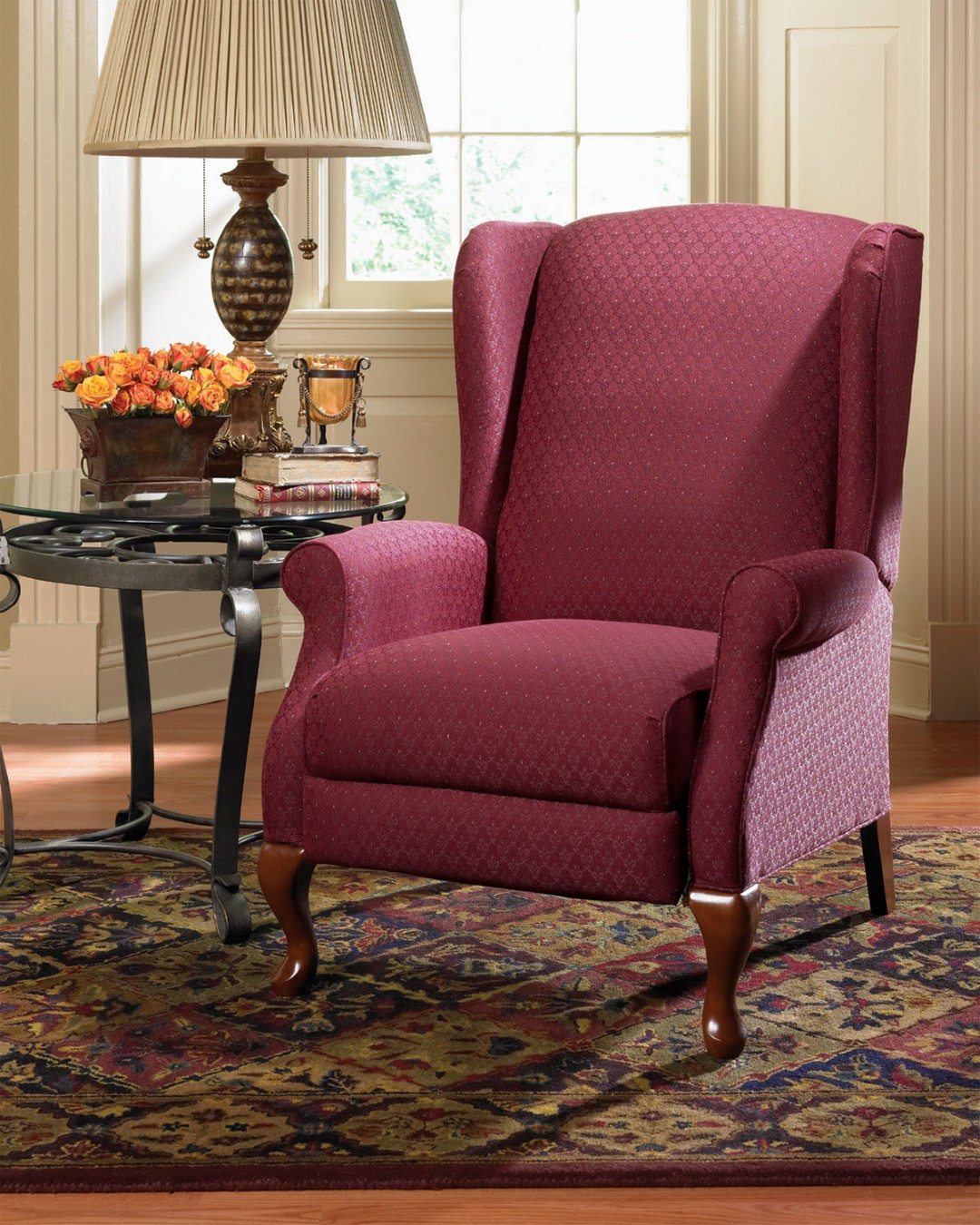 Kimberly High Leg Recliner | Town & Country