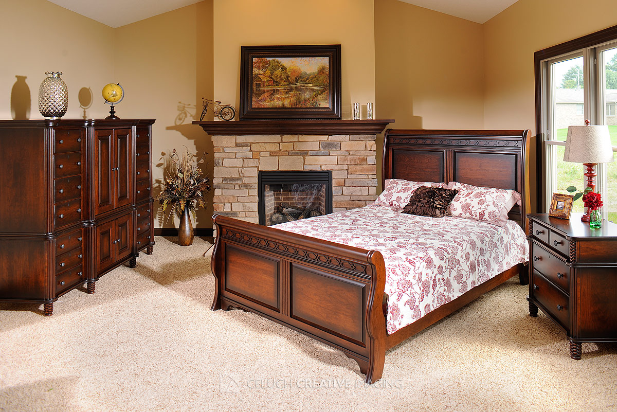 New Generations Bedroom Suite - Town & Country Furniture