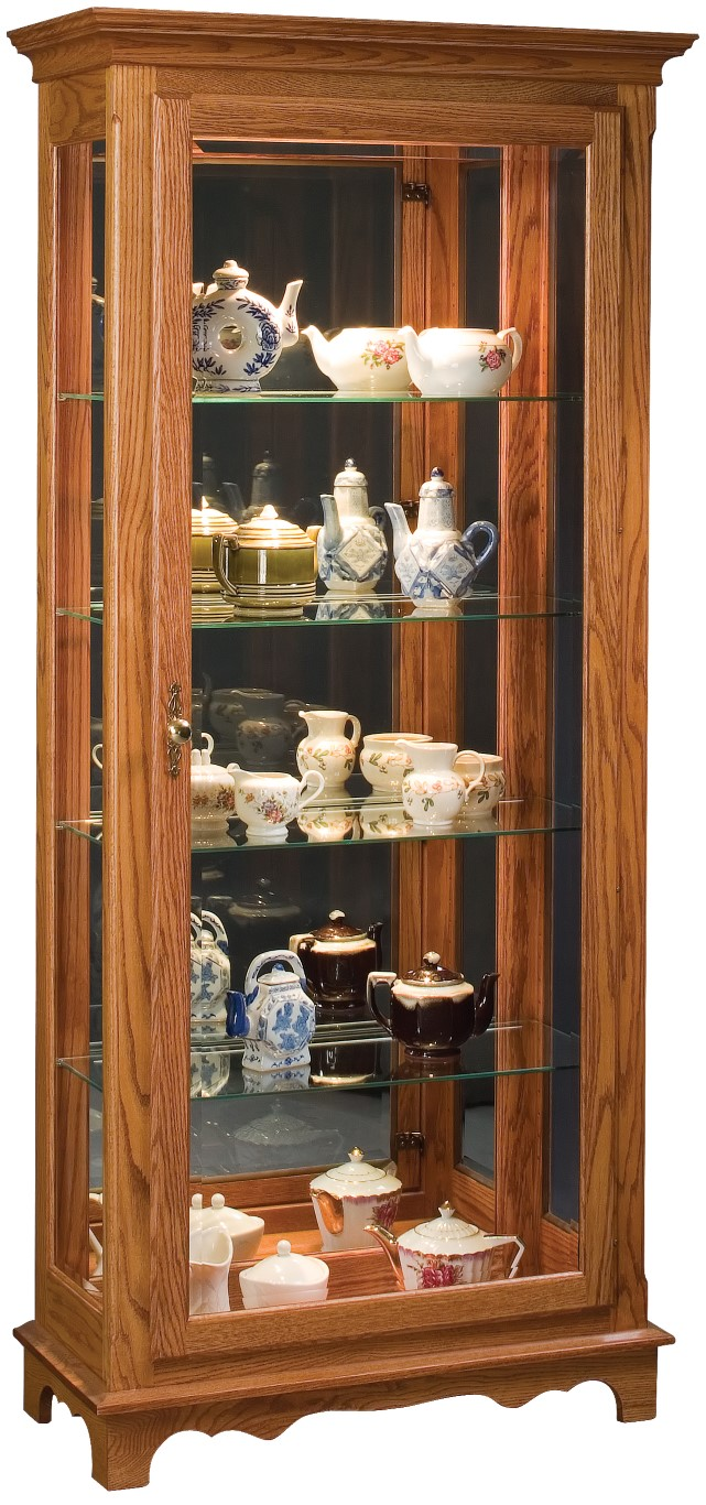 705 Curio Cabinet Town Amp Country Furniture