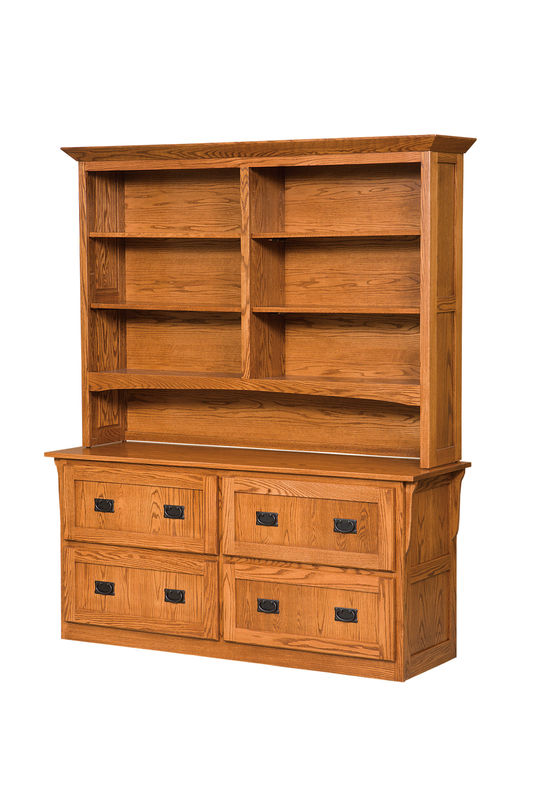 Mission Four Drawer Lateral File Cabinets Town Amp Country