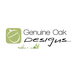 The logo for Genuine Oak Designs.