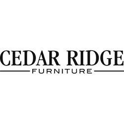 The logo for Cedar Ridge.