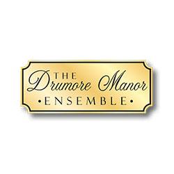 The logo for Drumore Manor Ensemble.