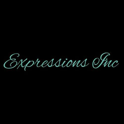 The logo for Expressions Inc.