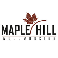 The logo for Maple Hill.
