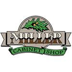The logo for Miller Cabinet Shop.