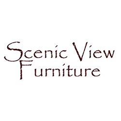 The logo for Scenic View Furniture.