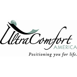 The logo for Ultra Comfort.