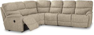 Trouper Reclining Sectional