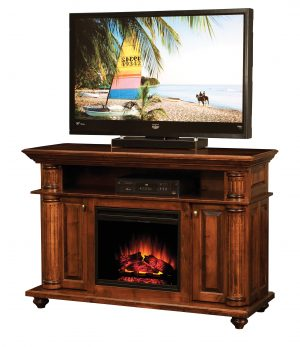 Bryant Electric Fireplace TV Console