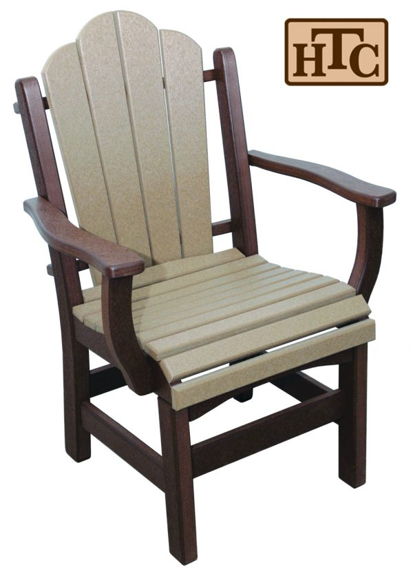 Daisy Poly Dining Chair
