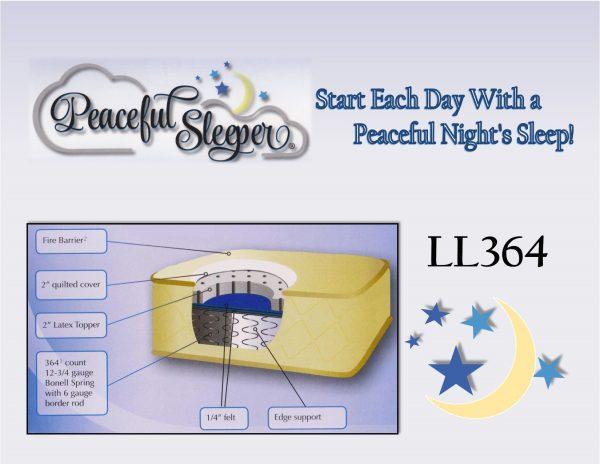 Peaceful Sleeper LL364