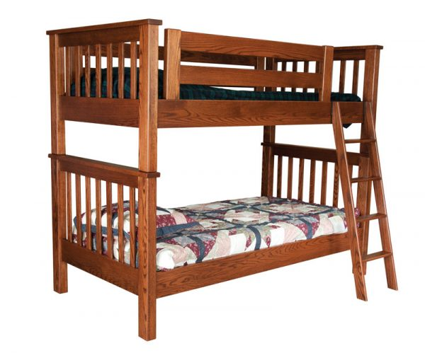 Miller's Mission Bunk Beds