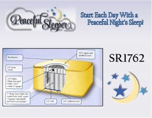 Peaceful Sleeper SR1760