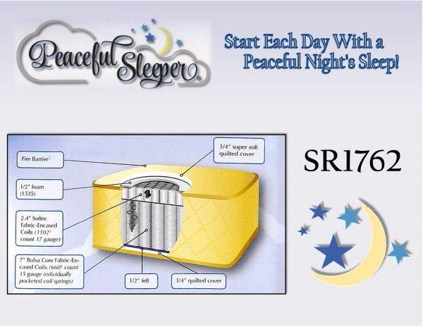 Peaceful Sleeper SR1760