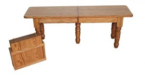 Extension Bench