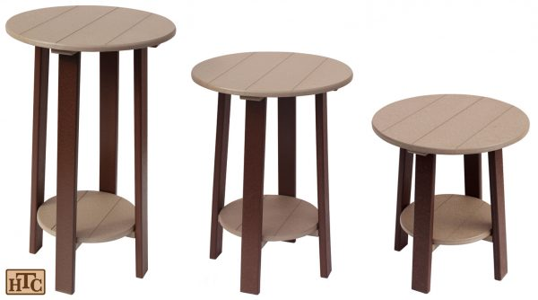 Poly End Tables