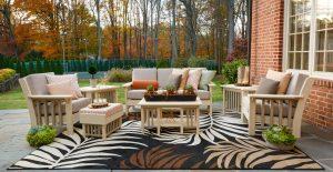 Van Buren Outdoor Seating Group