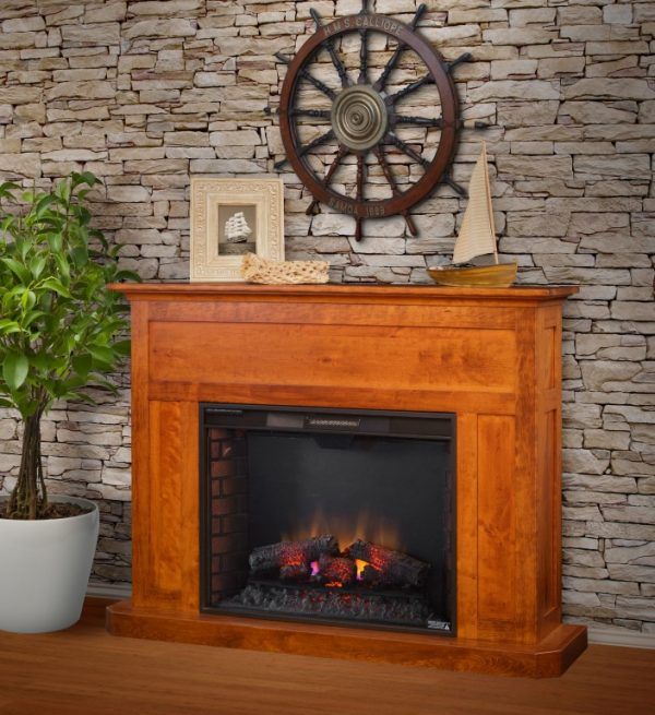 Mt Pleasant Electric Fireplace