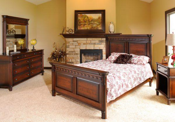 New Generations Bedroom Suite