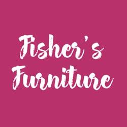 Fisher's furniture logo